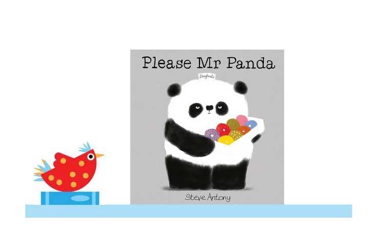 please mister panda
