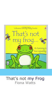 Thats not my frog grey title