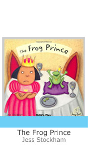 The Frog Princegrey title