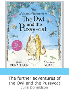 The further adventures of the  Owl and the Pussycatwith grey
